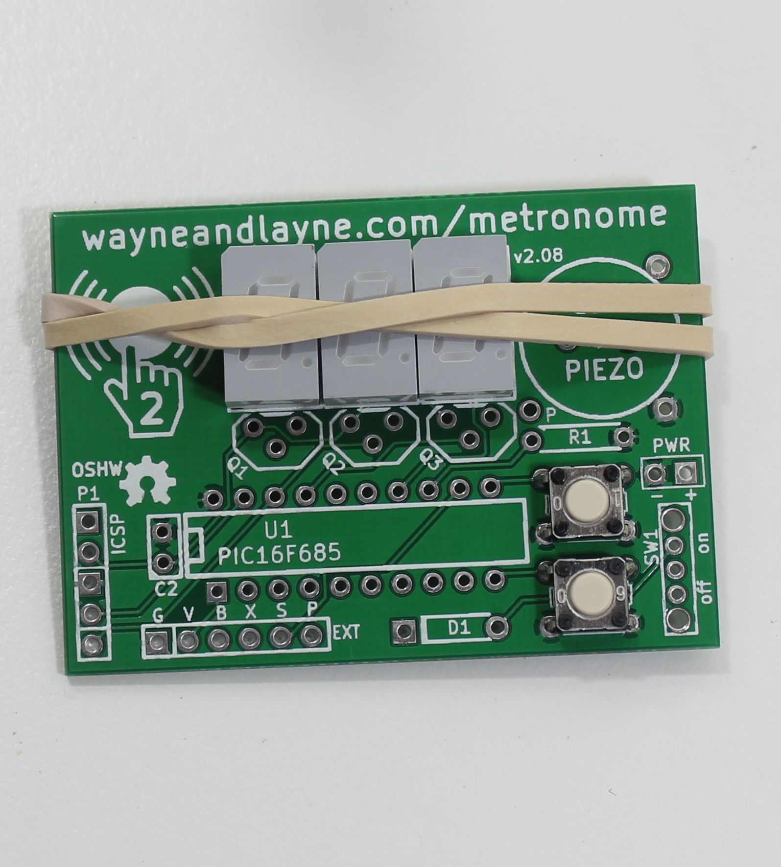 How To Build Mini Metronome