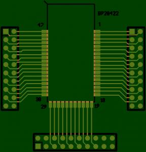 BT Module Breakout Board