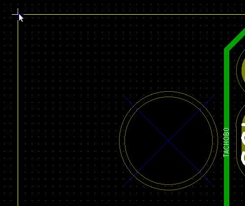 Click board corner