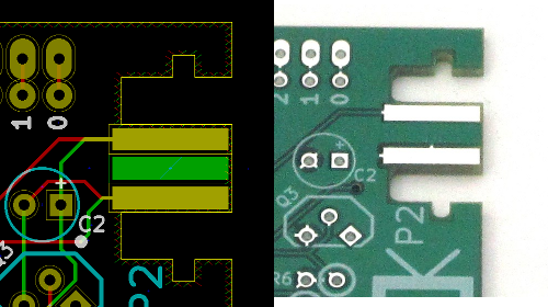 Kicad Tutorial: PCB edges | Wayne and Layne